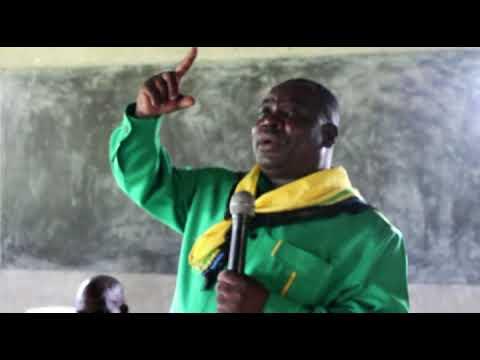MAKALINEWS;KIBOYE AAHIDI KUIREJESHA SERENGETI MIKONONI MWA CCM