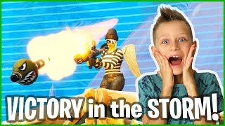 Victory Royale in the STORM!