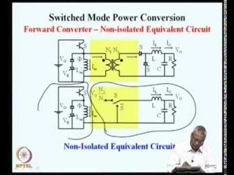 Mod-06 Lec-15 Isolated Converters -- II