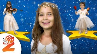 Twinkle Twinkle Little Star | New Nursery Rhymes And Songs For Kids By Zouzounia TV