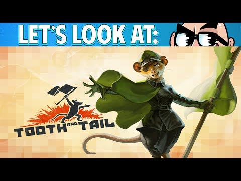Let's Look At: Tooth and Tail!