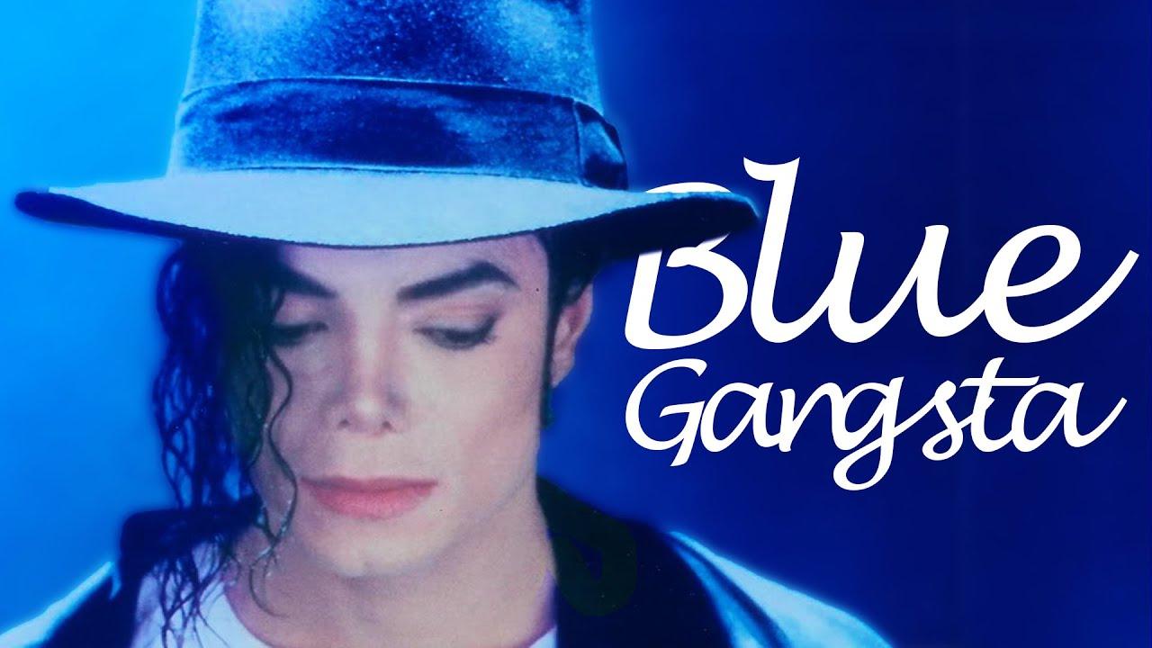 michael jackson blue gangsta mjwe mix youtube