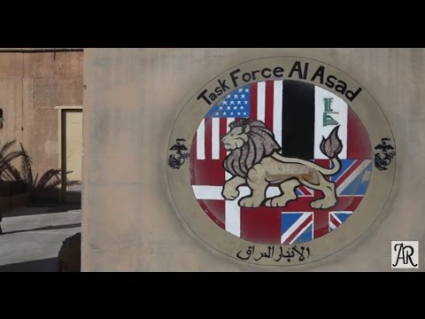 NATO News: IRAQ. 12-14-16. Task Force Al Asad Has A New Commander.