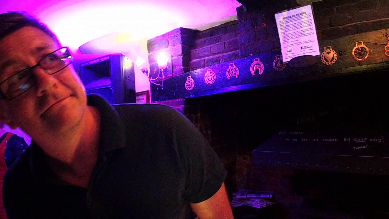 KDJ Leon & Disco1 Presents #Karaoke red Lion - Great Offley