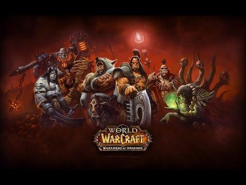 [ES] World of Warcraft - Rusheamos Montura de Archimonde HC (60.000gold) después desafios en oro!