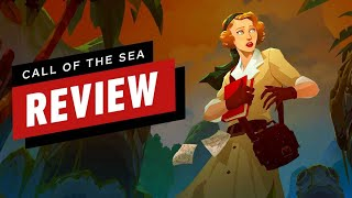 Call of the Sea Review (Video Game Video Review)
