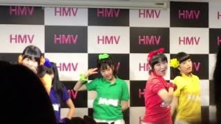 2014年10月25日 HMV広島本通店 この日は植木美心(うーちゃん)のSPL∞AS...