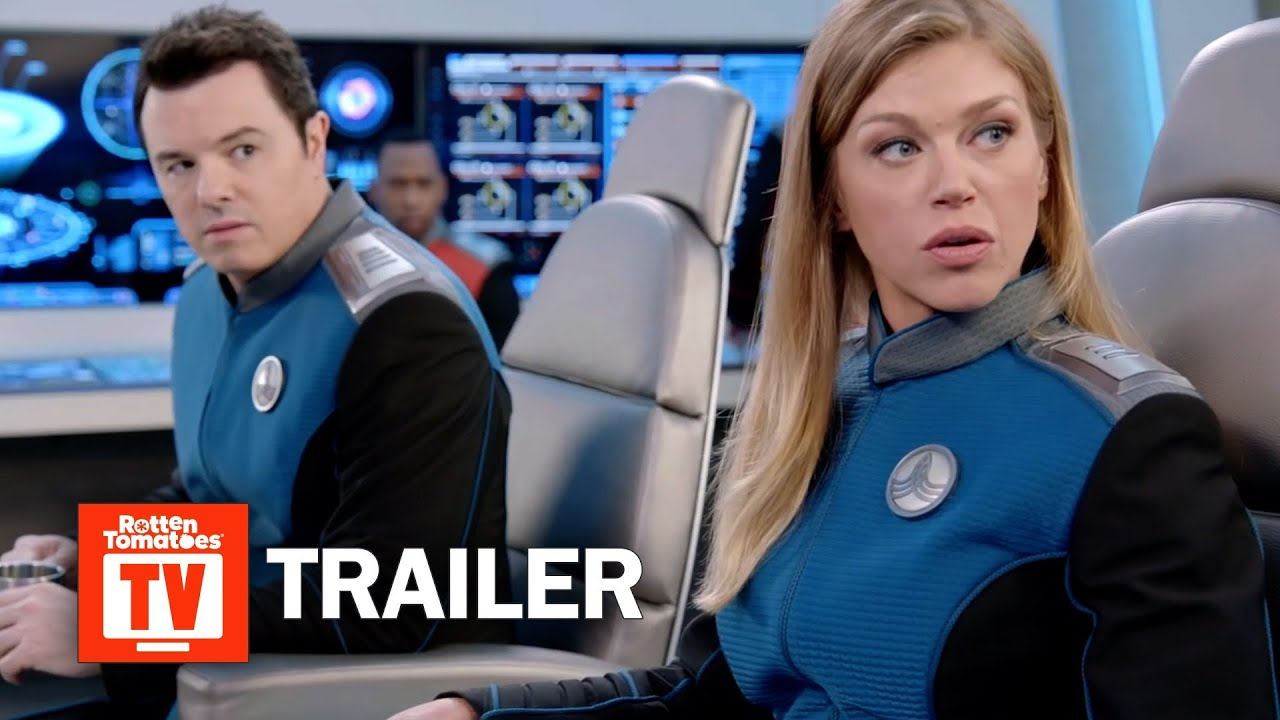 The Orville Season 2 Trailer | 'The Crew Is Back' | Rotten Tomatoes TV