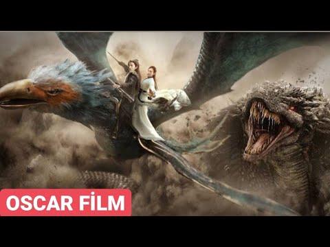 OSCAR FILM - BÜYÜCÜLER  VE EJDERHA 2019 YENİ TÜRKÇE DUBLAJ AKSIYON FİLMİ  (720P)