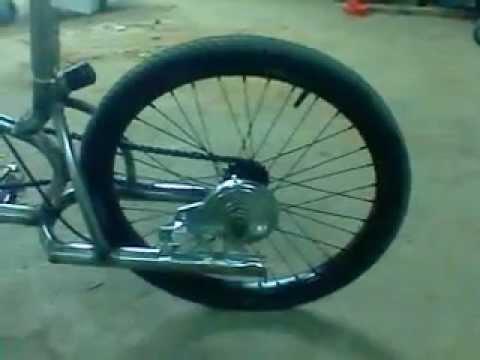 จักรยานทำเอง สวยๆ