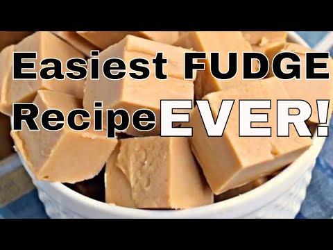 Easy maple fudge recipe condensed milk
