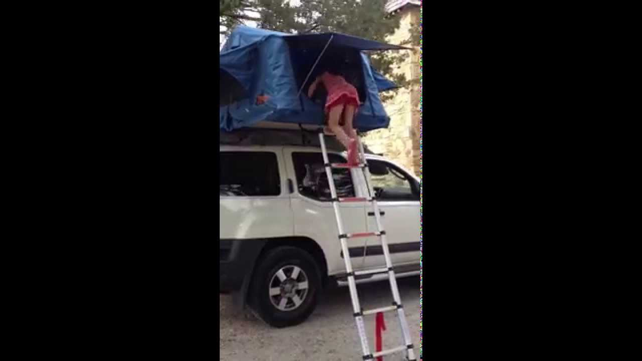 & Tepui Tent and Awning - YouTube