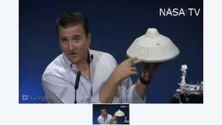 NASA Press Conference LIVE on NASA TV