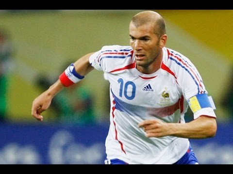 Величайшие футболисты Zinédine Zidane 1080p