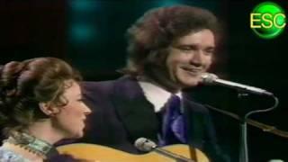 ESC 1972 06 - Norway - Grethe Kausland & Benny Borg - Småting