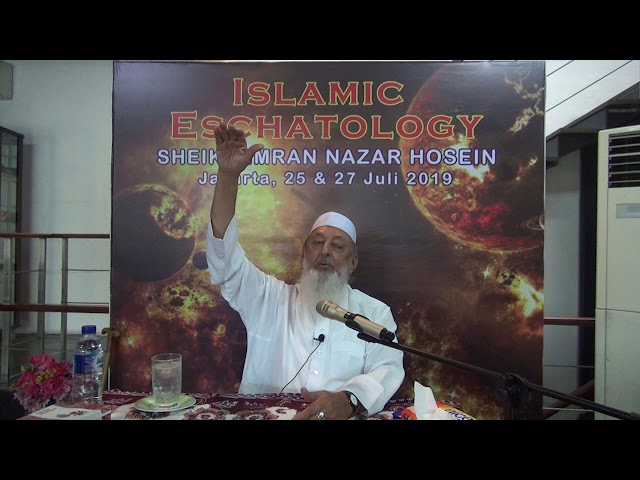 Yarusalem di Dalam Alquran - Sheikh Imran Hossain - jakarta