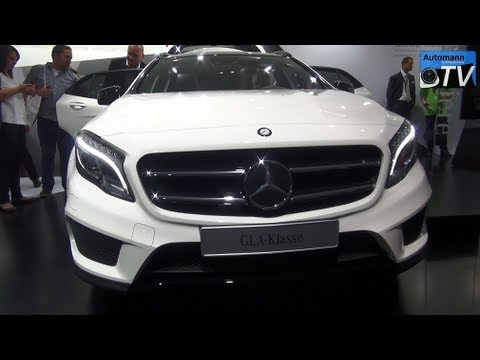 2014 mercedes gla 250 amg pack 211hp in detail 1080p full hd youtube. Black Bedroom Furniture Sets. Home Design Ideas