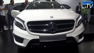 Mercedes-Benz GLA Edition 1 2014 Videos