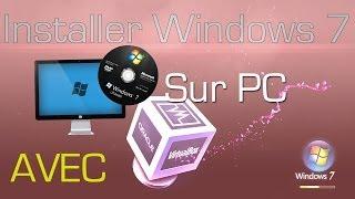 Comment Installer Windows 7 Sur PC Avec Virtual Box | Tutorial Commenté de A à Z | [FR/HD]