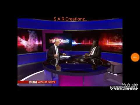 BBC World News Hardtalk Minister Of Petroleum, South Sudan Ezekiel Lol Gatkuoth Speaking