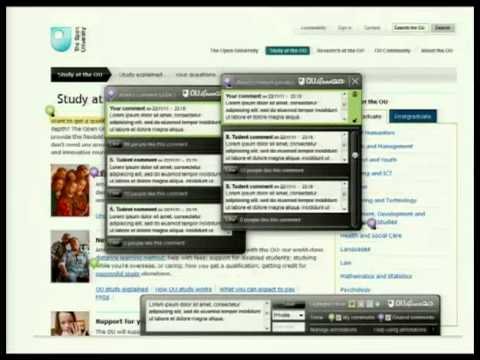 Ross MacKenzie - Moving the Open University to Moodle 2.0