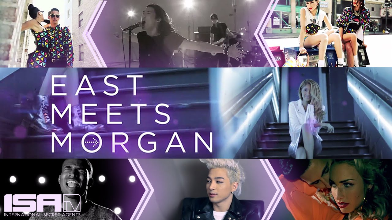 Download East Meets Morgan Teaser - New Asian Pop Series on ISAtv!