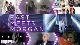 Host Morgan Lynzi interviews pop culture icons and influencers to s...