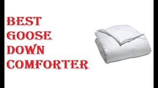 Best Goose Down Comforter 2020
