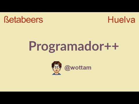 Betabeers Huelva - Programador ++