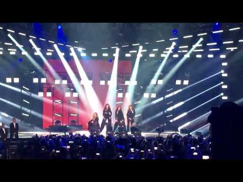 Little Mix & CNCO - Power/Reggaeton Lento Remix X-Factor 3/12/17