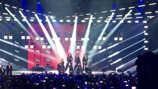 Little Mix & CNCO - Power/Reggaeton Lento Remix X-Factor 3/12/17
