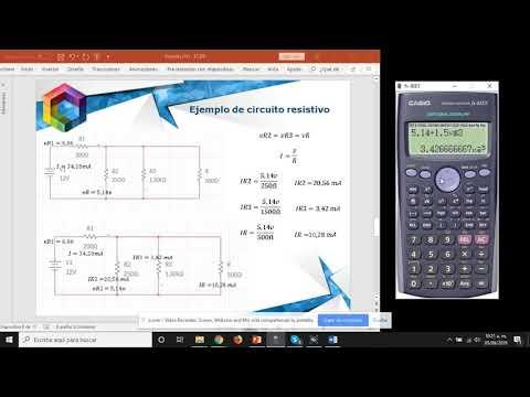 Análisis de circuitos eléctricos 2 Resonancia Serie Paralelo Lugar geométrico de Impedancias Teoríaиз YouTube · Длительность: 19 мин7 с
