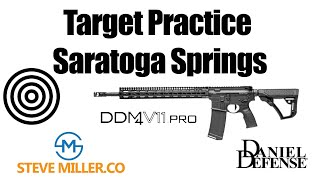 AR-15 Target Practice