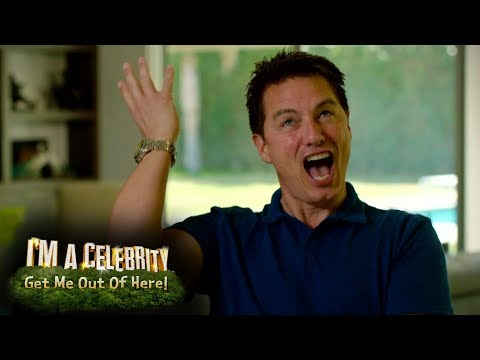 John Barrowman Reveal !  I'm A Celebrity...Get Me Out Of Here!