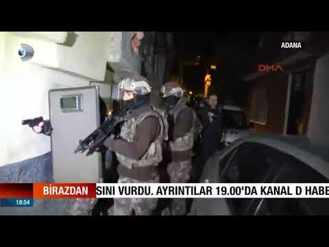 Suriyelilere DEAŞ Operasyonu. Adana