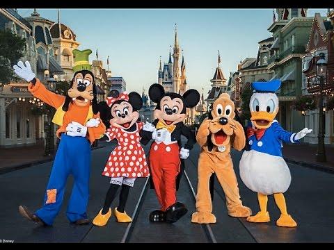 2015 Walt Disney World Florida Hoffman family vacation highlights