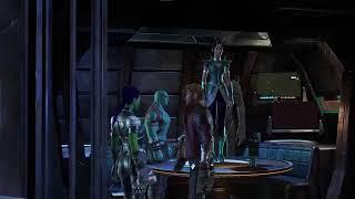 Прохождение Стражей Галактики от TellTale - Episode 3 Больше чем чувство Часть #1