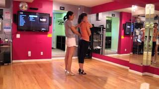 Salsa Video Lesson 73: The Stop and Go Combo