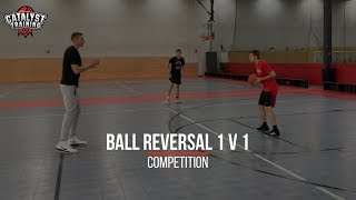 Competition! Ball Reversal 1 v 1