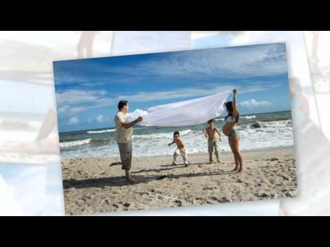 Indian Harbor Beach Family Session