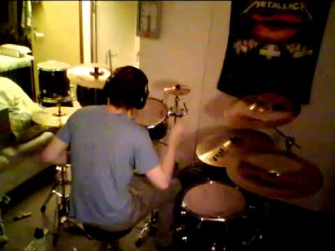Machine Head- Who We Are- Drum Cover