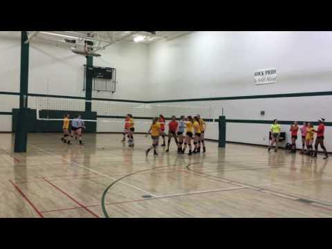 mackenzie meehan 33 2019 volleyball