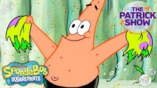 The Patrick Show: Spring Break Edition 🎥 #SpongeBobSaturdays