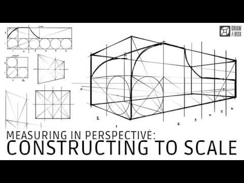 Measuring in Perspective: Constructing to Scale