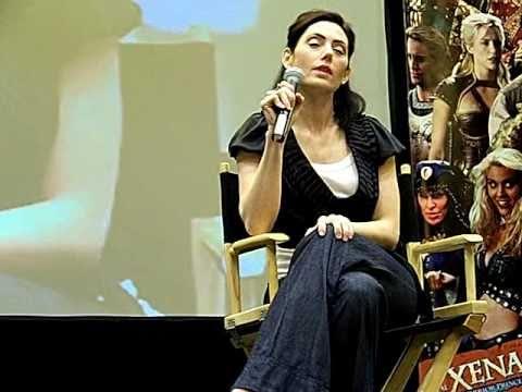 Adrienne Wilkinson Xena Convention 2011 Part 1
