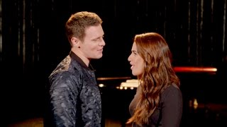 GLEE- Full Performance of Listen to your heart - 6x11- Rachel & Jesse