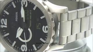 6199e5e8c7a Relógio Seiko Sportura Aviator Sapphire Masculino 7T62BT 1 · 2