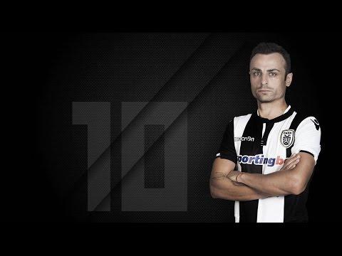 One2Eleven: Dimitar Berbatov - PAOK TV