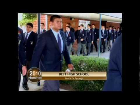 St Paul High School - Santa Fe Springs
