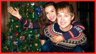 christmas party in christmas sweaters vlogmas 23 2012